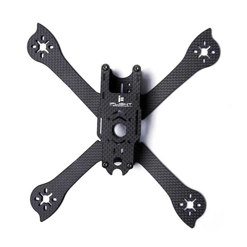 Kit de cadre de course FPV en Fiber de carbone IFLIGHTi X5 V3 210mm avec plaque latérale M3 30mm/caméra pour Kit de Drones de course FPV