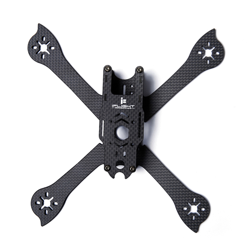 IFLIGHTi X5 V3 210mm Carbon Fiber FPV Racer Frame Kit With M3 30mm Standoff/Camera Side Plate for FPV Racing Drones Kit