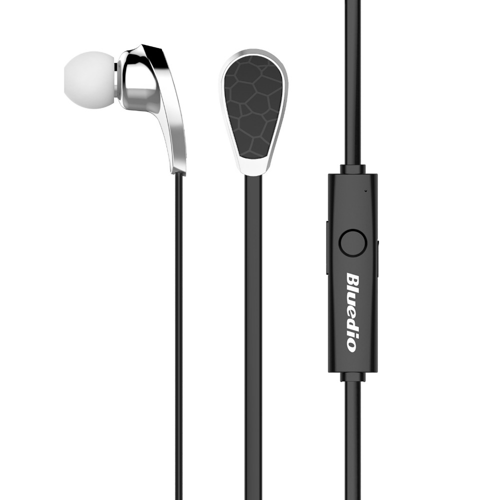 Original Bluedio N2 Bluetooth 4.1 Earphone Stereo In Ear Earbuds Handsfree Wireless Sports Sweatproof With Mic