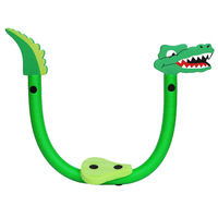 kids summer beach toys Dinosaur Seahorse swim tube for babies kids water swim toys summer swimming giant games pool floats tube