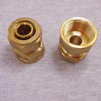 Compression Fitting Straight Nipple For PEX Pipe R1620 To Female BSP 1 2 Nipple