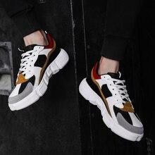 SHARPCLAW Men Sneakers New Thick Bottom Man Casual Shoes Top Quality Outdoor Light Non-Slip Arrivals Erkek Ayakkabi