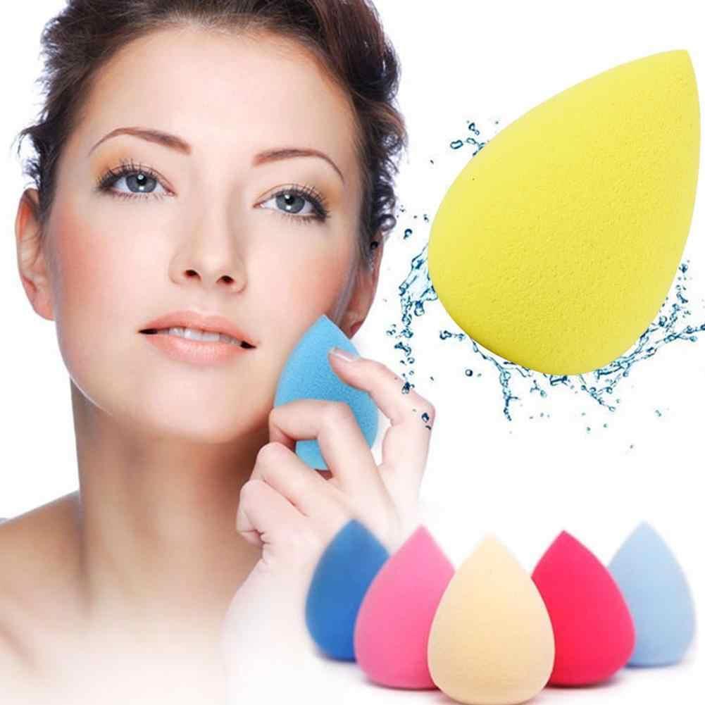 1 PC Goccioline di Acqua di Bellezza Morbida Spugna Trucco Soffio brochas maquillaje profesional pinceaux maquillage set