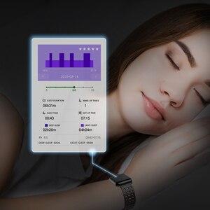 Image 5 - KAIHAI monitor aktywności fizycznej ekg PPG SpO2 inteligentna bransoletka opaska na nadgarstek pomiaru ciśnienia krwi tętno dla android ios
