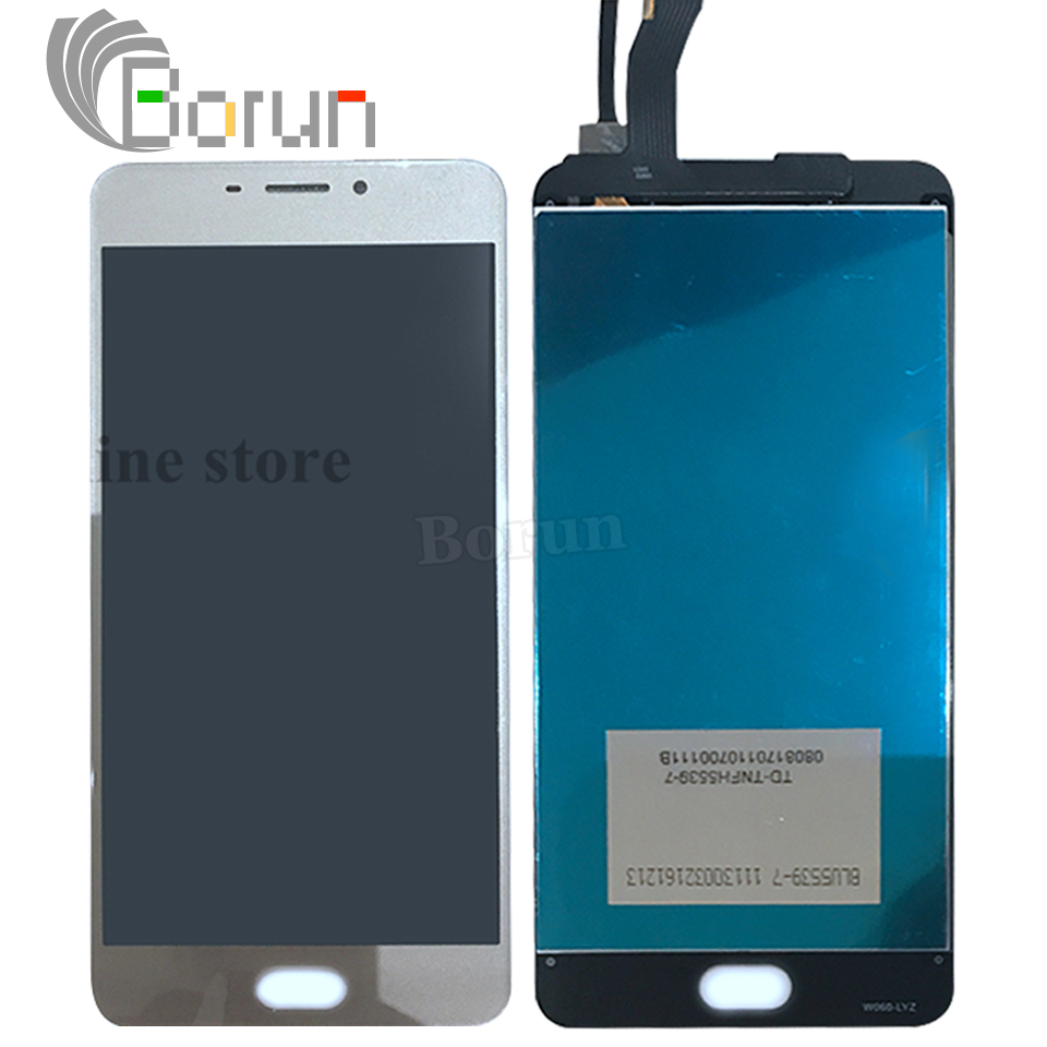 2 in 1 Original For Meizu M5 Note Touch Screen + Mobile Phone LCD Display Digitizer Assembly Replacement Parts For Meizu M5 Note