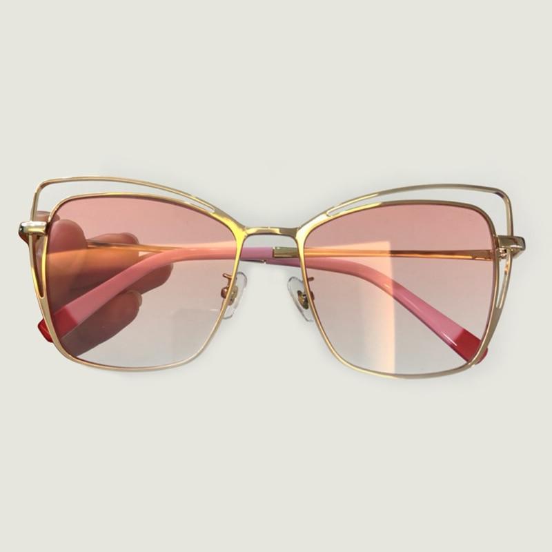 Box no Sonnenbrille Oculos no Hohe Cat 3 6 5 no no Brillen Designer Luxury Rahmen 1 Legierung no Frauen De 4 Brand Eye Sol Verpackung 2 no Qualität No 7 Mit Feminino wIqPfTxIS