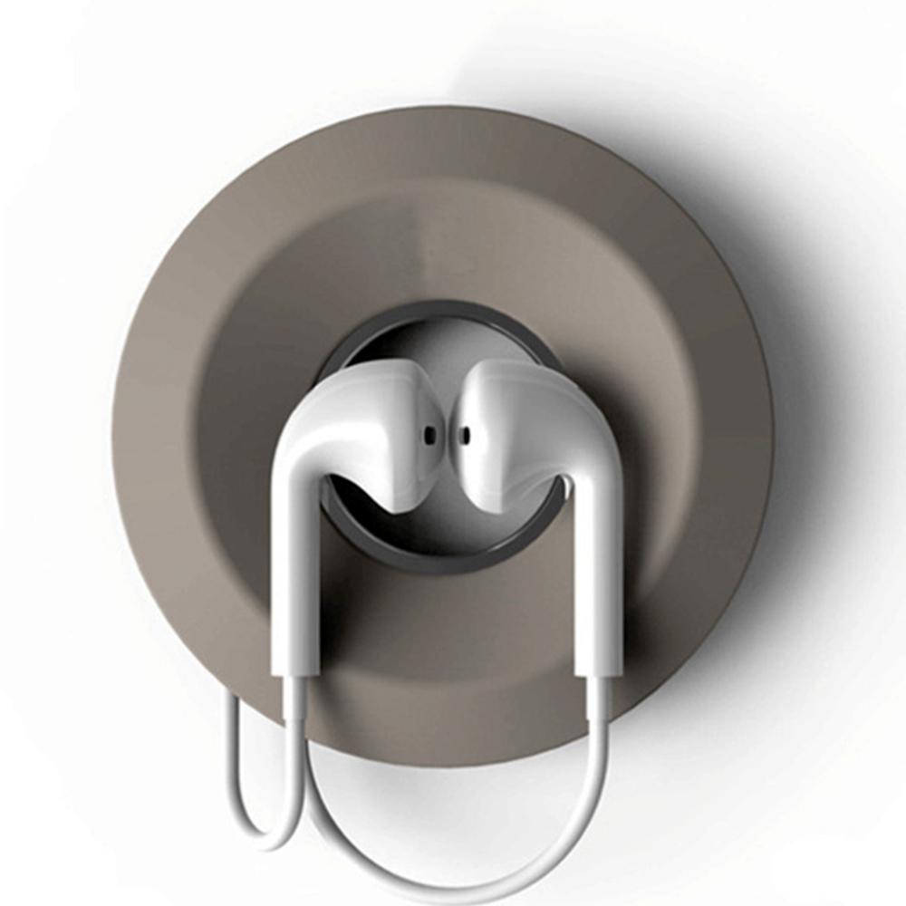 Kreative Niedlichen Donut Magnet Silikagel Kopfhörer Kopfhörer ...