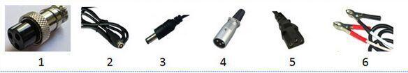 24 В 10a зарядное устройство для sla аккумулятор / agm / vrla аккумулятор