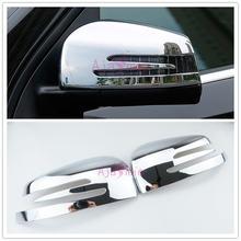 Зеркало для двери Накладка заднего вида Стайлинг автомобиля