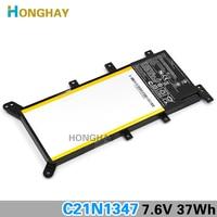 Honghay New C21N1347 Laptop Battery For ASUS X555 X555LA X555LD X555LN A555L F555L F555LD F555 W519L