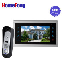 "Homefong 7"" LCD Video Door Phone Intercom Door Bell Camera 800TVL Home Security Door Panel Monitoring System"