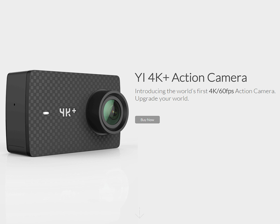 XIAOYI YI 4K+ ACTION SPORTS CAMERA 1