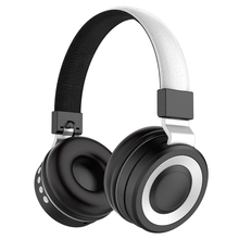 Foldable headset wireless MP3 music Bluetooth stereo motion suitable for smartphones and tablets