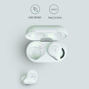 Image 4 - Mini przenośny bezprzewodowy zestaw słuchawkowy bluetooth dla inteligentnego telefonu