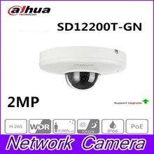 DAHUA Security IP Camera 2MP WDR IR Mini dome Network Camera IP66 With POE Network Camera SD12200T-GN