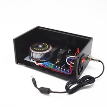 Provide DIY custom voltage  60W NO-MJL15025 Gold seal linear power supply 5A DC Output 5V 9V12v 24V Regulated power supply