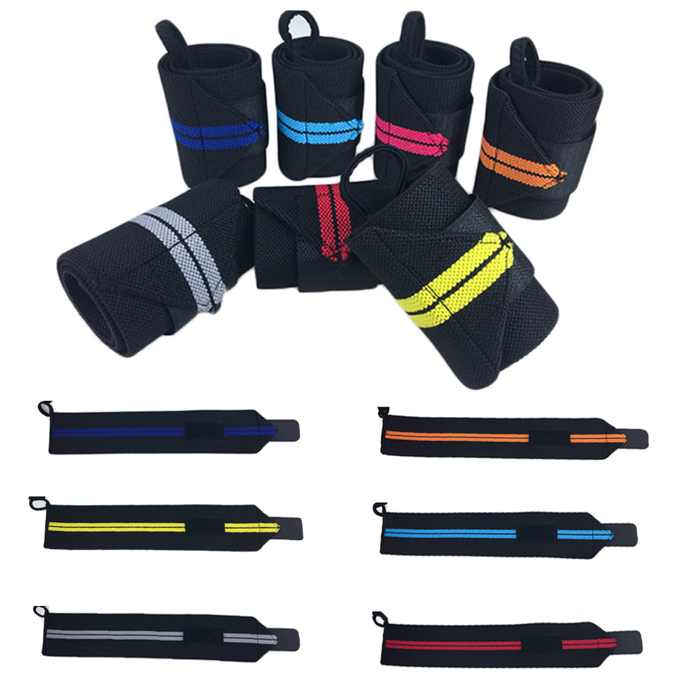 Sports Wrist Band Fitness Gym Yoga Bandage Support Wraps Wristband Breathable LFSPR0019