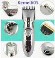 Kemei605 водонепроницаемый электрический клипера детские детские мужчины электробритва волос триммер для резки , чтобы стрижка волос