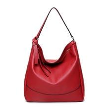 Neue 2017 Mode quaste frauen handtaschen große Totes hohe qualität pu-leder frauen umhängetasche weiblichen Eimer tasche freies verschiffen