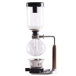 Home siphon coffee maker siphon pot set glass boiled coffee maker hand coffee maker coffee maker