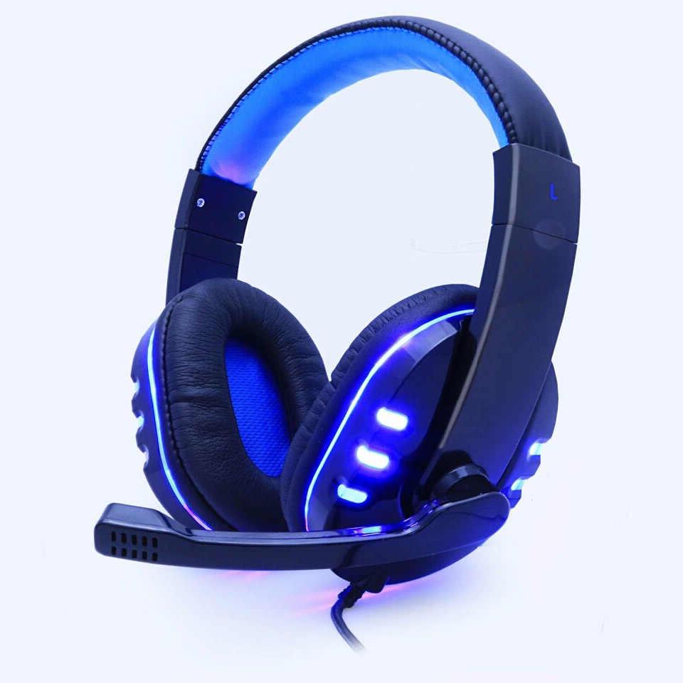 プロフェッショナルノイズスタジオ有線ゲーコンピュータ & ヘッドセットとマイクのための PS4 Xbox One PC