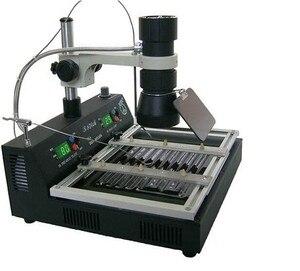 Image 3 - PUHUI T870A BGA IRDA A Raggi Infrarossi Stazione di Rilavorazione di Saldatura Elettrica Saldatore 35 50mm CSP LGA QFP PLCC Palla BGA Rilavorazione 110 V o 220 V