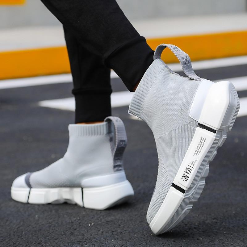 Garçons Chaussette Chaussures 1 D'été Hommes Beathable Super 3 Maille Mocassins Mâle Marque 2 Lacent Espadrilles Lumière Chaussettes Occasionnel Trainers599 v7wgWqxB