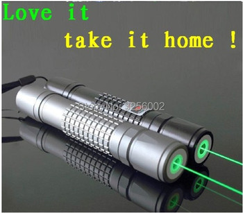 AAA Military Burn Match Professional Powerful 500000m 500w Focusable Burning Green Laser Pointer Pen Lazer 10000m & Charger
