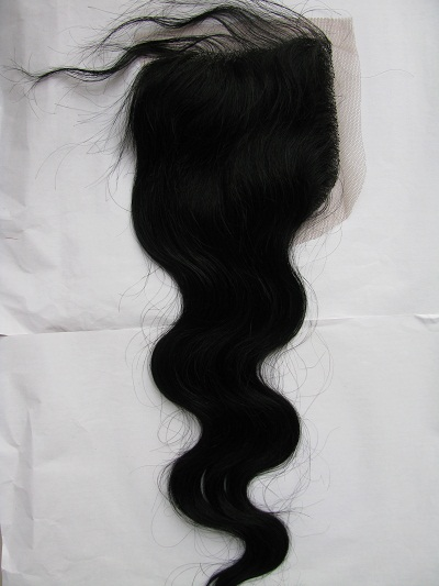 4*4, Unprocessed 7A Free Part Brazilian Virgin Hair Lace Closure Body Wave Straight 8-20 Top Closure DHL Free Shipping xuchang longqi beauty hair 7a brazilian virgin hair straight tissage bresilienne lots 4 unprocessed brazilian hair weave bundles