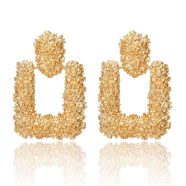 Fashion Geometric earrings  3