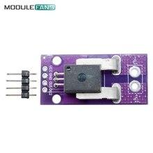 ACS758LCB ACS758LCB-050B-PFF-T датчика тока Холла модуль тока Diy Kit электронный модуль платы блока программного управления