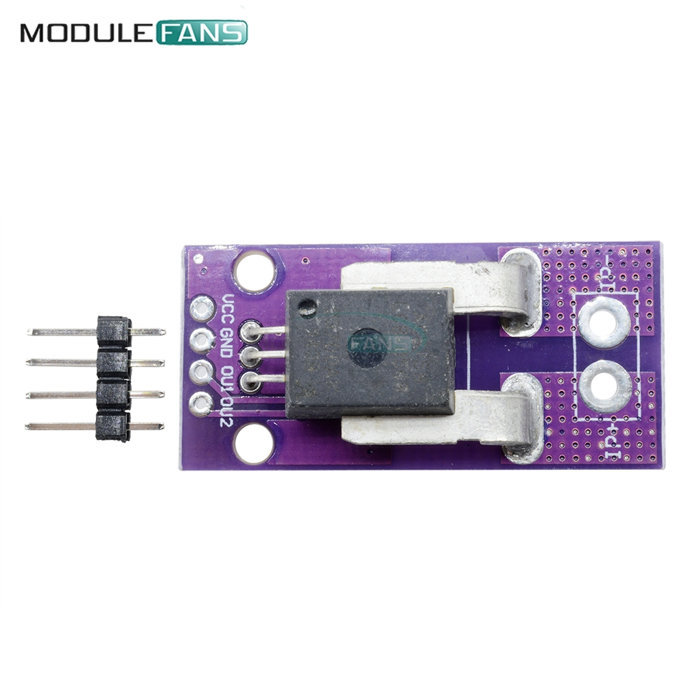 Detail Feedback Questions About Acs758lcb 050b Pff T Hall How To Build A Current Sensor Circuit Module New Diy Kit Electronic Pcb Board On