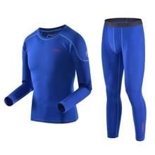 Men Winter Outdoor Sport Thermal Underwear Men Long Johns Men Quick Dry POLARTEC For Ski/Riding/Climbing/Cycling