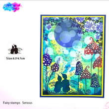 Fairy Set angel Clear Stamp or stamps for DIY Scrapbooking/Card Making/Kids Fun Decoration Supplies star gazing