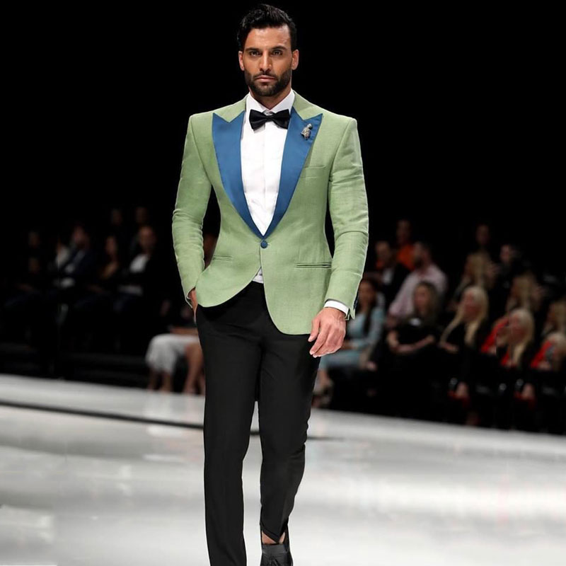 men suits for wedding prom suits groom tuxedo 5 (73)