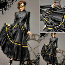 On sale SC-361 Victorian Gothic Civil War Southern Belle Ball Gown Dress  Halloween dresses Sz US 6-26 XS-6XL c9432ba26dde