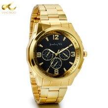 Lancardo Quartz Watch Business Personality Men Watches Fashion Trend Military Sports Students Men's Large Dial Quartz-watch