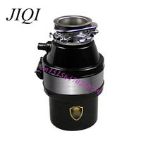 JIQI 560W 220V kitchen food garbage disposal crusher food waste disposers kitchen appliances