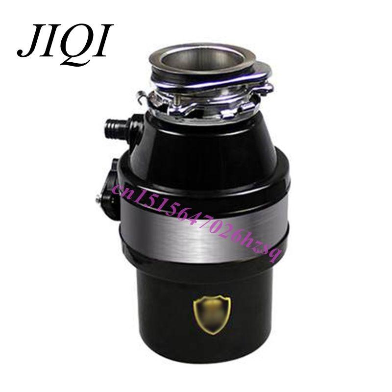 JIQI 560W 220V kitchen food garbage disposal crusher food waste disposers kitchen appliances цены онлайн