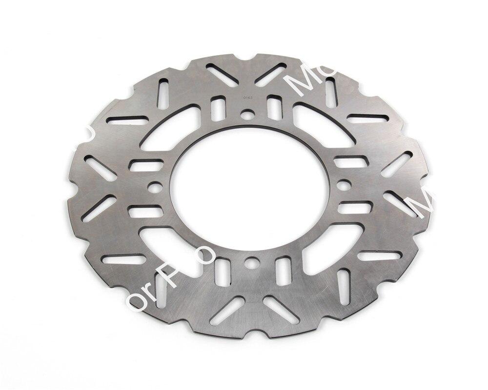 Motorcycle Rear Brake Disc FOR KAWASAKI Z750 R Z 750 R Z750R Z 750R ABS 2011 2012 brake disk brake Rotors