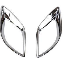 Автомобильные фары Пылезащитный колпак фара декоративная рамка для MAZDA 2013 CX-5 CX5 автомобильные аксессуары