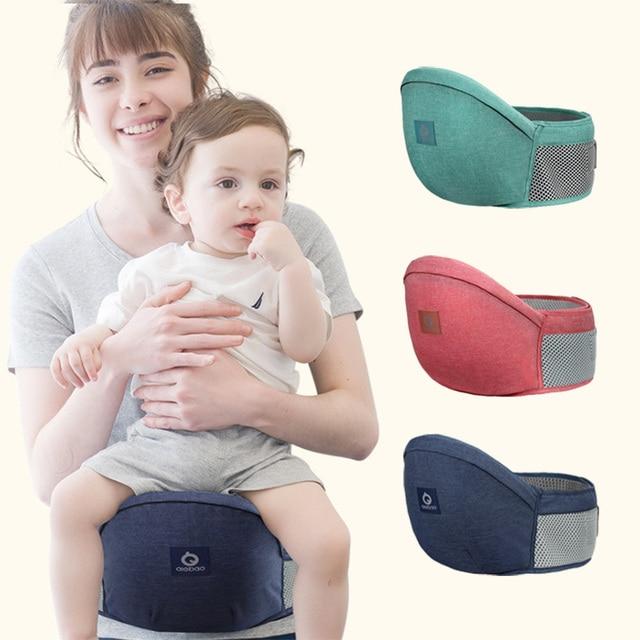 Ergonomic Baby Hipseat Baby Wrap Seat for Baby conforto plecak dla dziecka portabebe ergonomico kangaroo