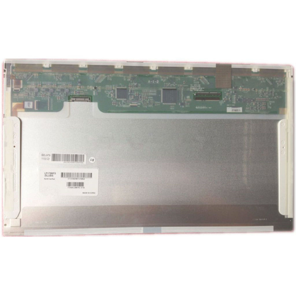 LP173WF3 SLB1 fit LP173WF3 SLB2 LP173WF3 SLB3 SLB4 50-pin IPS 1920x1080 per HP