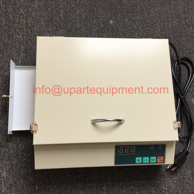 110V Voltage Small Uv Light Exposure Machine With Drawer