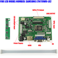 "HDMI VGA 2AV LVDS Плате Контроллера для Raspberry PI 2 для Samsung LTN170WU-L02 17 ""1920 х 1200 2 канал 6 бит TFT LCD Дисплей Панели"