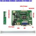 "HDMI VGA $ number AV Controller Board LVDS para Raspberry PI 2 para Samsung LTN170WU-L02 17 ""1920x1200 2 ch 6 bits TFT LCD Display Panel"