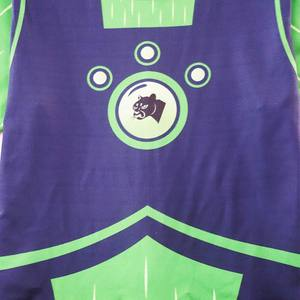 Image 5 - Wild Kratts Costume Boy Jumpsuits&Mask 2PCS/Set Kids Halloween Fancy Dress Wild Kratts Cosplay Costumes Streetwear