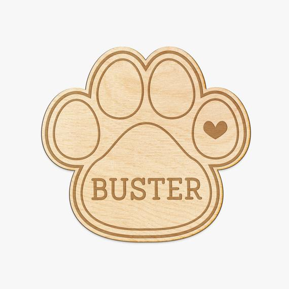 2019 Personalized Wooden Home Decoration Sign Wood Wall Hanging Home Decor Pet Owners Pet Sign Wooden Decorative Plaque Gifts From Flaminglily 47 83