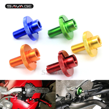 Clutch Cable Wire Adjuster For Triumph Speed Triple 675/1050 Daytona 675/R 675R 2006-2018 Motorcycle Accessories CNC M10*1.5 7 8 22 mmmotorcycle hand bar ends handlebar grips ends for triumph daytona 675 675 r speed triple 1050 1050 r street triple r