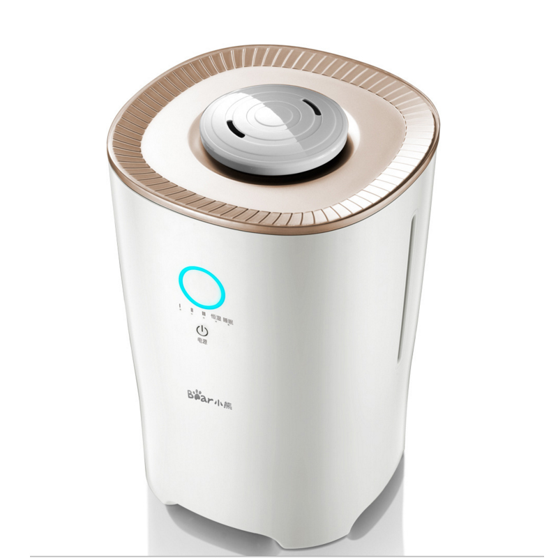 Household air humidifier floor humidifier intelligent constant aromatherapy humidifier 4L large capacity humidifier JSQ-A40N3 salter air fryer home high capacity multifunction no smoke chicken wings fries machine intelligent electric fryer